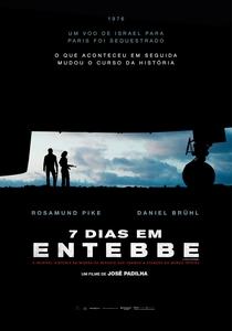 Sete Dias em Entebbe - Poster / Capa / Cartaz - Oficial 3