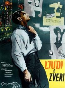 Homens e Bestas - Poster / Capa / Cartaz - Oficial 4