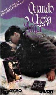 Quando Chega o Amor - Poster / Capa / Cartaz - Oficial 2