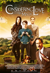 Considering Love and Other Magic - Poster / Capa / Cartaz - Oficial 1