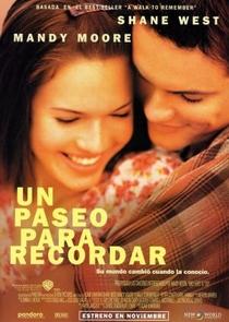 Um Amor Para Recordar - Poster / Capa / Cartaz - Oficial 7