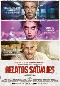 Relatos Selvagens - Poster / Capa / Cartaz - Oficial 13