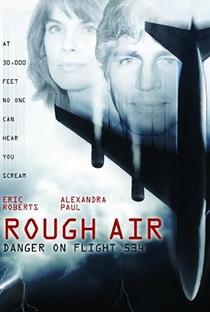 Pânico no Ar - Perigo no Vôo 534 - Poster / Capa / Cartaz - Oficial 1