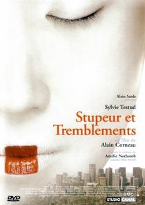 Estupor e tremores - Poster / Capa / Cartaz - Oficial 5