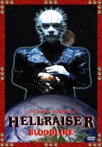 Hellraiser IV - Herança Maldita - Poster / Capa / Cartaz - Oficial 6