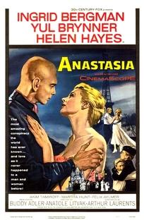 Anastasia, a Princesa Esquecida - Poster / Capa / Cartaz - Oficial 1