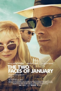 As Duas Faces de Janeiro - Poster / Capa / Cartaz - Oficial 2