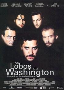 Os Lobos de Washington - Poster / Capa / Cartaz - Oficial 1