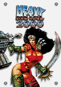 Heavy Metal 2000 - Poster / Capa / Cartaz - Oficial 1
