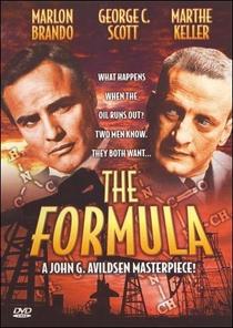 A Fórmula - Poster / Capa / Cartaz - Oficial 2