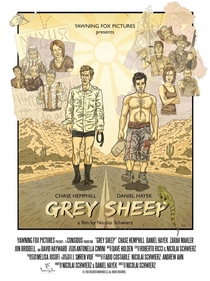 Grey Sheep - Poster / Capa / Cartaz - Oficial 1