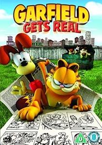 Garfield Cai na Real - Poster / Capa / Cartaz - Oficial 1