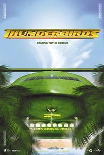 Os Thunderbirds - Poster / Capa / Cartaz - Oficial 3