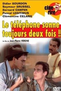 O Telefone Sempre Toca Duas Vezes - Poster / Capa / Cartaz - Oficial 1