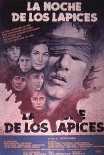 A Noite dos Lápis - Poster / Capa / Cartaz - Oficial 1