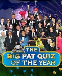 The Big Fat Quiz of the Year 2010 - Poster / Capa / Cartaz - Oficial 1