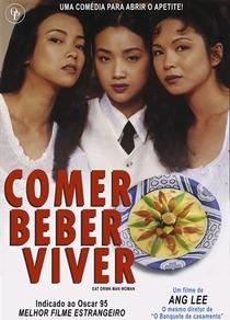Comer Beber Viver - Poster / Capa / Cartaz - Oficial 5