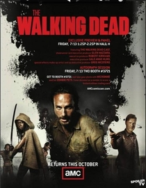 The Walking Dead (3ª Temporada) - Poster / Capa / Cartaz - Oficial 3