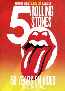 Rolling Stones - 50 Years On Video Part 2 - Poster / Capa / Cartaz - Oficial 1