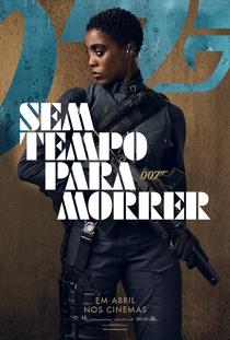 007 - Sem Tempo para Morrer - Poster / Capa / Cartaz - Oficial 5