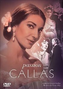 Paixão Callas - Poster / Capa / Cartaz - Oficial 1