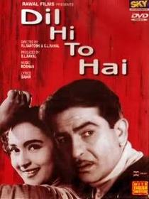 Dil Hi To Hai - Poster / Capa / Cartaz - Oficial 1