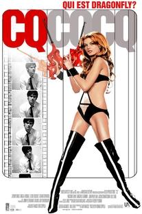 CQ - Poster / Capa / Cartaz - Oficial 3