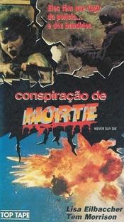 Conspiração de Morte - Poster / Capa / Cartaz - Oficial 1