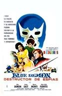 Blue Demon Destructor de Espías (Blue Demon Destructor de Espías)