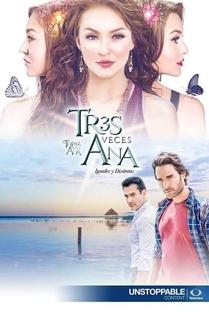 Tres Veces Ana - Poster / Capa / Cartaz - Oficial 1
