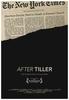 After Tiller
