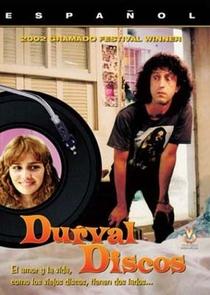 Durval Discos - Poster / Capa / Cartaz - Oficial 4