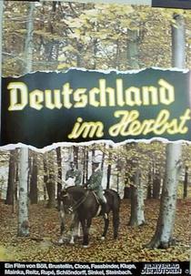 Alemanha no Outono - Poster / Capa / Cartaz - Oficial 3