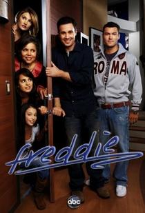 Freddie (1ª Temporada) - Poster / Capa / Cartaz - Oficial 2