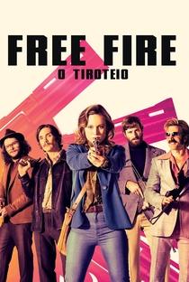 Free Fire: O Tiroteio - Poster / Capa / Cartaz - Oficial 7