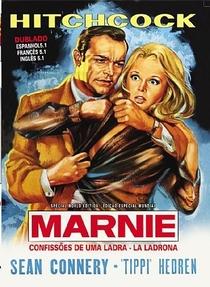 Marnie, Confissões de uma Ladra - Poster / Capa / Cartaz - Oficial 6