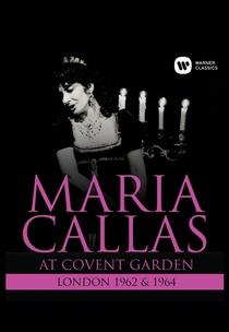 Maria Callas at Covent Garden - Poster / Capa / Cartaz - Oficial 2