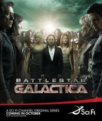 Battlestar Galactica (3ª Temporada) - Poster / Capa / Cartaz - Oficial 8
