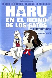 O Reino dos Gatos - Poster / Capa / Cartaz - Oficial 34