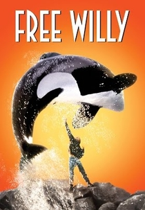 Free Willy - Poster / Capa / Cartaz - Oficial 5