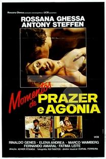 Momentos de Prazer e Agonia - Poster / Capa / Cartaz - Oficial 1