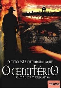 O Cemitério - Poster / Capa / Cartaz - Oficial 2