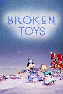 Brinquedos Quebrados - Poster / Capa / Cartaz - Oficial 2