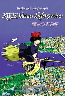 O Serviço de Entregas da Kiki - Poster / Capa / Cartaz - Oficial 36