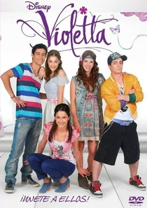 Violetta (1ª Temporada) - Poster / Capa / Cartaz - Oficial 7
