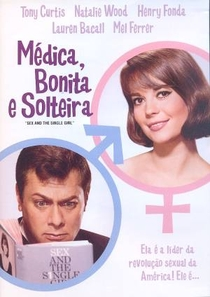 Médica, Bonita E Solteira - Poster / Capa / Cartaz - Oficial 2