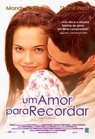 Um Amor Para Recordar - Poster / Capa / Cartaz - Oficial 6