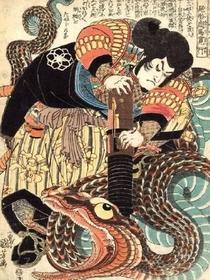Gôketsu Jiraiya - Poster / Capa / Cartaz - Oficial 1