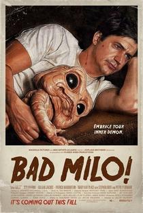 Bad Milo - Poster / Capa / Cartaz - Oficial 1