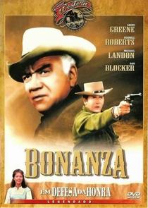 Bonanza - Em Defesa da Honra - Poster / Capa / Cartaz - Oficial 1